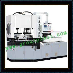 Injection Stretch Blow Moulding Machines (GT45)