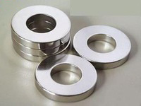 Permanent Superpower Magnetic NdFeB Sintered Ring Magnet pictures & photos