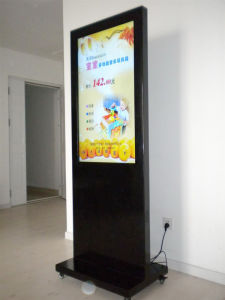 42 Inch Standing LCD Advertising Trade Show Display Digital Signage pictures & photos
