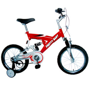 "16"" Kids Bike Doubel Suspension"