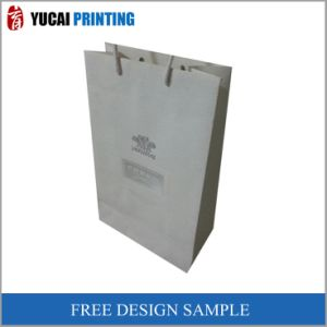 Grey Paper Pakcaging Bag Shopping Bag pictures & photos