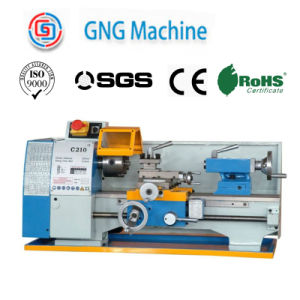 High Precision Mini Bench Lathe Machine pictures & photos