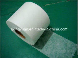 Hydrophilic Nonwoven for Making Sanitary Napkins Topsheet