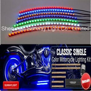 48cm Single Color Car Motorcycle Auto Led Light Strip