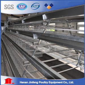 Automatic Poultry Equipment Battery Chicken Cages pictures & photos