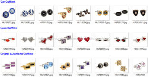Quality Mens Clothing Accessories French Shirts Cufflinks pictures & photos