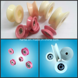 Ceramic Wire Guide Pulley for Wire Drawing (Ceramic Roller Bearing)