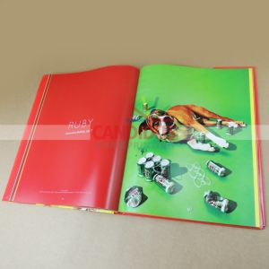 Hardcover Book Printing Coffeetable Book pictures & photos