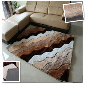 3D Silk Carpet Flooring Mat Rugs