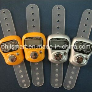 Electronic Digital Finger Counter Tally Counter pictures & photos
