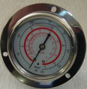 Oil Filled Compound Gauge (Sh-Ocg) pictures & photos