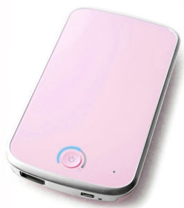 New Style Dual Purpose 5200mAh Portable Power Bank (HY-DY-015)
