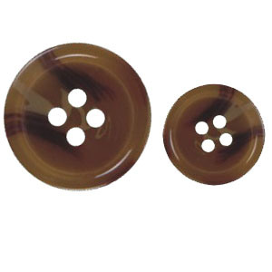 4 Holes New Design Polyester Shirt Button (S-016) pictures & photos