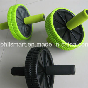 Gym Ab Wheels Double Exercise Power Ab Wheels pictures & photos