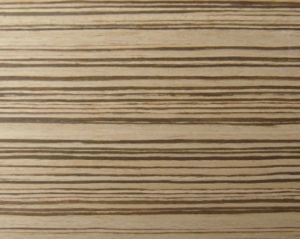 Zebrawood From Guangzhou Professional Finwood Engineered Veneer Factory