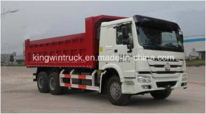 HOWO Dump Truck with 6X4 Driving Type 25tons