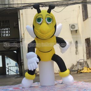 Outdoor Advertising Inflatable Bee/ Advertising Equipment Inflatable Bee