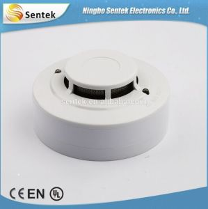Plastic Cover Optical Smoke Detector Price SD119 (EN UL) pictures & photos