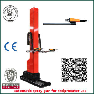 Automatic Reciprocator Powwder Coating Gun for Wood Products pictures & photos