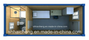 Easy Aassemble Portable Prefabricated Worker Dormitory (shs-fp-dormitory014) pictures & photos