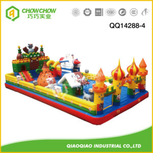 Infltable Castle Slide Toy for Childern Amusement Park pictures & photos