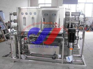 Stainless Steel RO Water Treatment Equipment pictures & photos