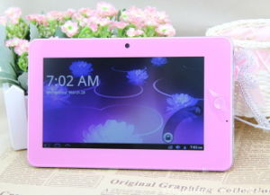 Android 4.0,7′′capacitive Multi Touch Screen Tablet PC,CPU S5PV210 1g,GPS,Bluetooth,3G Phone Call,Dual Camera