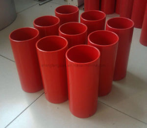 Steel Pipe of Plastic Coating with Low Price