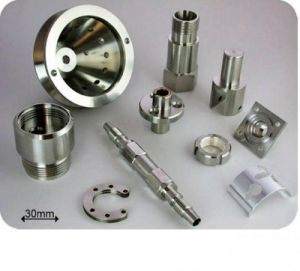 Custom High Precision Stainless Steel Milling Parts