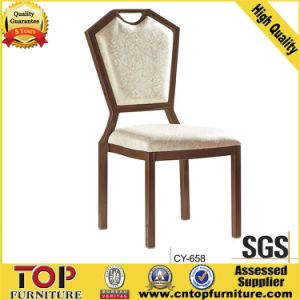 Modern Leather Hotel Furniture Dining Chair for Restaurant pictures & photos