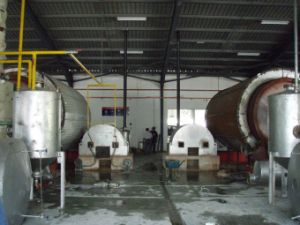 Tire Pyrolysis Oil System Cp-5