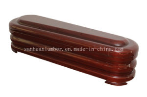 Spanish Style-Wood Coffin/ Wooden Coffins& Casket (5500R-N) pictures & photos