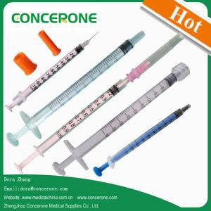 Disposable Safety Syringe, Ad (Auto-Disable) Destruct Syringe pictures & photos