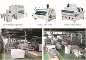 High Output Thermal Insulation Decorative Integration Equipment pictures & photos