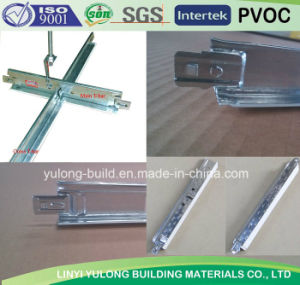 Suspended Ceiling T-Grid for Ceiling (38H/32H) pictures & photos