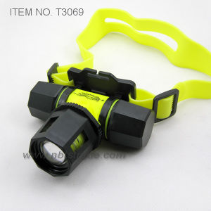 Powerful LED Diving Headlamp (T3069)
