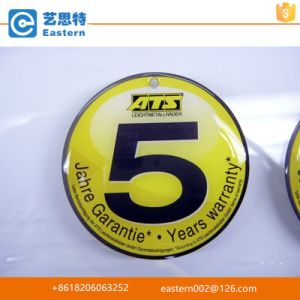 High Quality Label Printing Custom Epoxy Resin Self Adhesive Dome Sticker