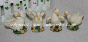 Polyresin Goose, Resin Goose Crafts pictures & photos