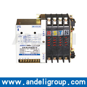 Dual Power Automatic Transfer Switch (AMQ5) pictures & photos