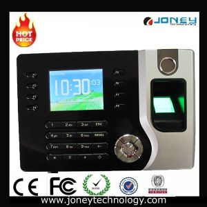 2.4 TFT Display TCP/IP Fingerprint Time Attendance Machine pictures & photos