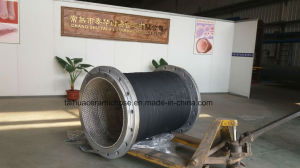 600mm Ceramic Lining Hose with Flanges pictures & photos