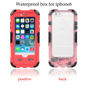 Factory Directly Sale for iPhone6 Plus Mobile Phone Case