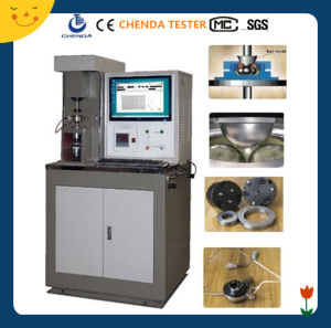 Computer Controlled Vertical Universal Friction and Wear Testing Machine