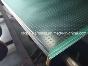 Anti Slip Tempered Floor Glass pictures & photos
