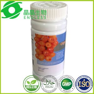 Organic Sea Buthorn Oil Softgel Omega 7 pictures & photos