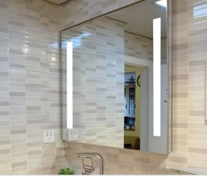 Bathroom Mirrors with Sensor Switch