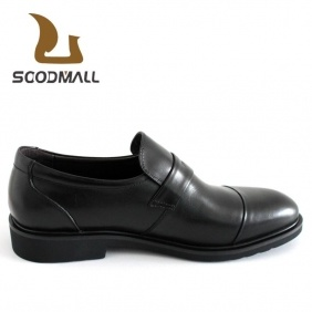 Soodmall,First Layer of Leather Shoes, Men′s British Counter Synchronization Authentic Shoes Business Dress Shoes (E091112001)