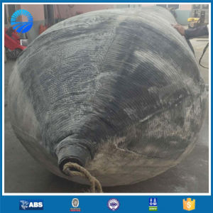 ISO Approved Heavy Duty Marine Rubber Airbags for Ship Launching/Landing and Heavy Lifting