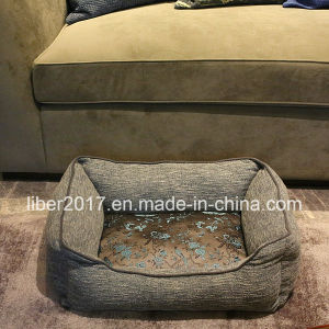 Strange Luxury Dog Beds Sofa Embroidery Pattern Vintage Design Dog Product Gmtry Best Dining Table And Chair Ideas Images Gmtryco