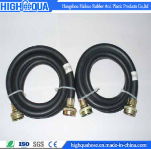 Flexible Textile Braided Rubber Water Delivery Rubber Hose and Rubbe Water Hose